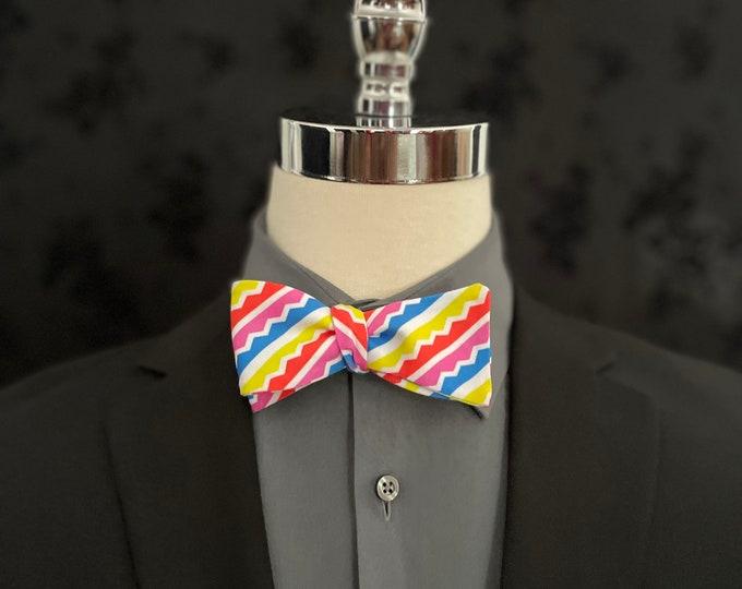 Zenkaiger Themed Bow Tie