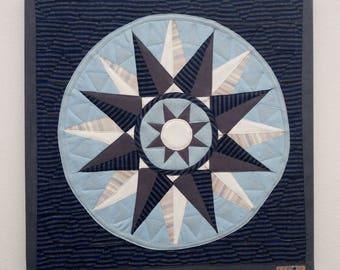 Mandala Inner diamonds n.18 - TRANQUILLITY, Spiritual healing object