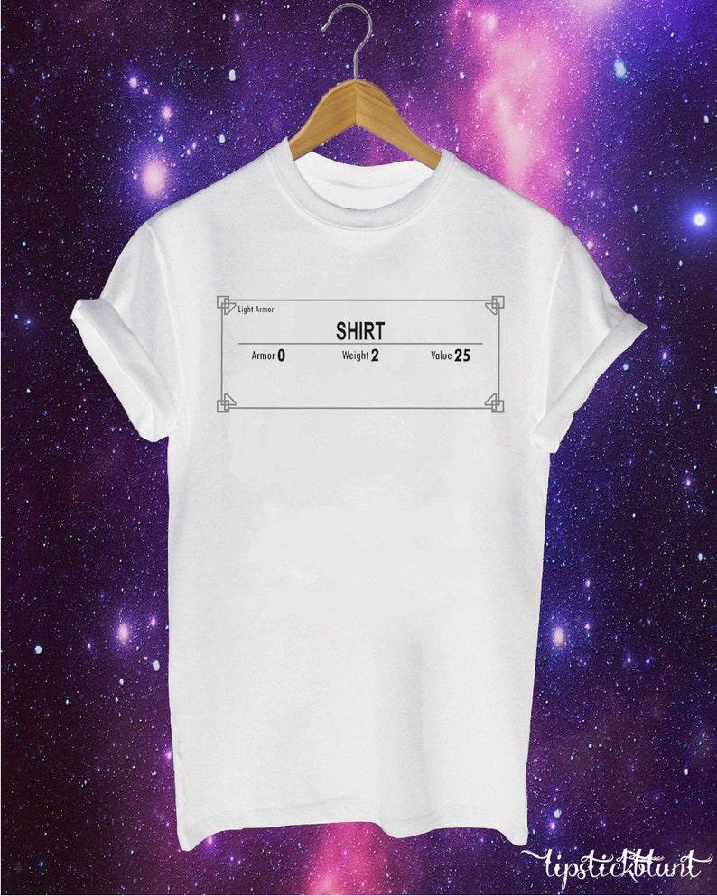 e3f6a5eb Skyrim T-Shirt Sweatshirt Hoodie Bar Runner Vinyl Sticker Mug | Etsy