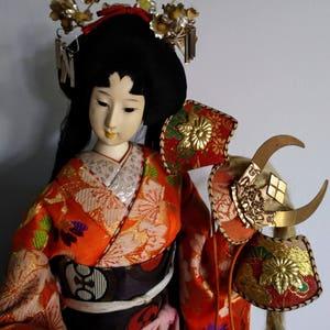 JAPANEST ADISIBLY Bijin Geisha era Meiji original