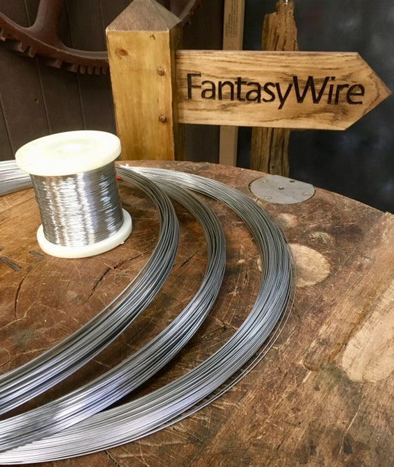 "Sculpture Wire bundle for a 85cm sculpture - 12kgs of various diameter wire FantasyWire recommend to complete a 85cm (approx 34"") sculpture"