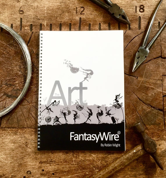 The Art of FantasyWire by Robin Wight