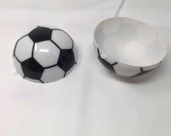 Gender Reveal Soccer Ball Empty Shell