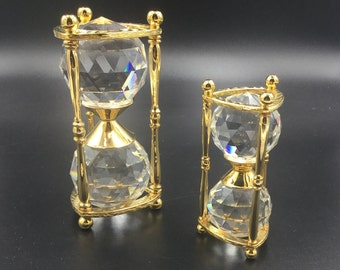 dca8abd6271d Swarovski Crystal Trimlite Hourglass Set