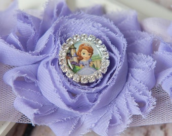 Sophia the 1st Buttons, princess button, Elsa & Anna Rhinestone Embellishment, Flatback Rhinestone Embellishment, Metal Rhinestone Button,