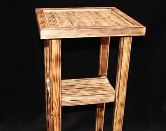 Custom Made Woodburn Pland Stand