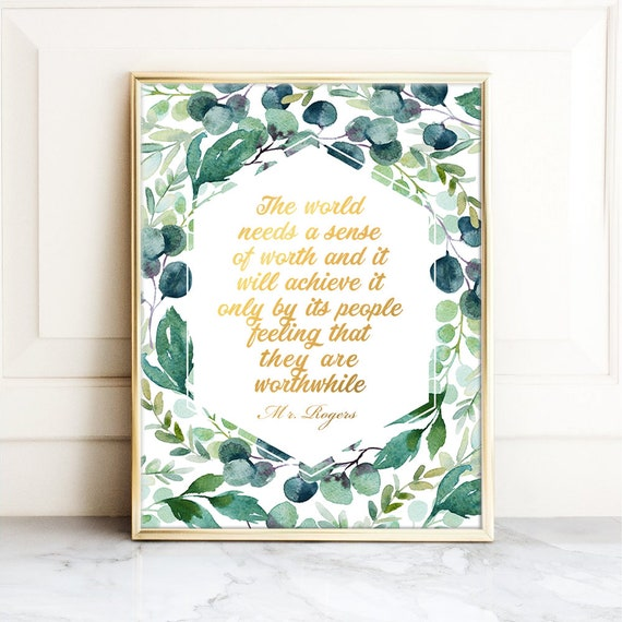 Social Worker Gift Inspirational Quote Social Work Office Etsy