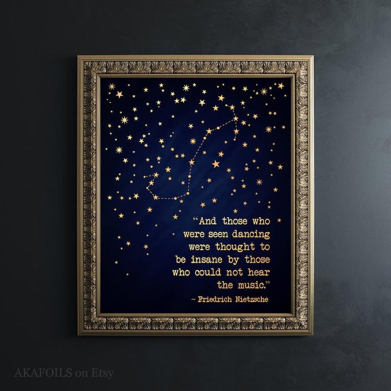 Scorpio Zodiac Birthday Gift For Him Gold