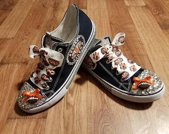 Auburn custom designed shoe