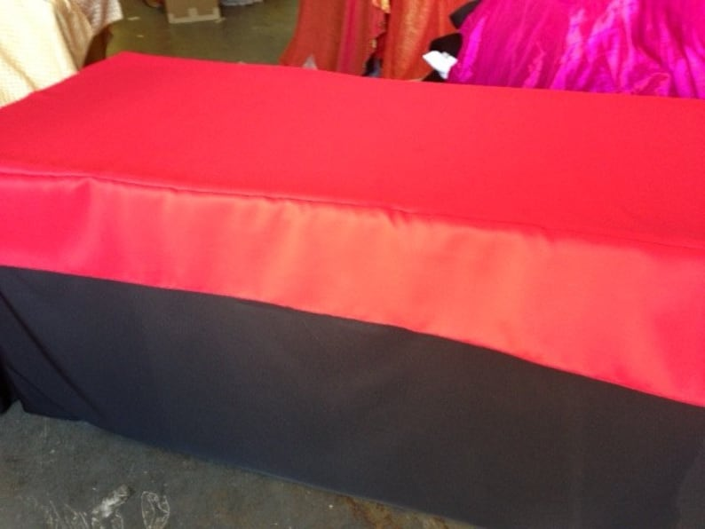 Fitted Topper,Premium fitted Topper,White Toppers,Black Toppers. Fitted table Topper,Polyester Topper Premium Topper