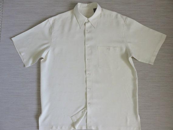 d1436932 Hawaiian Shirt TORI RICHARD Vintage 90s 100% Silk Tropical | Etsy