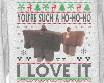 Kanye Christmas Sweater Etsy