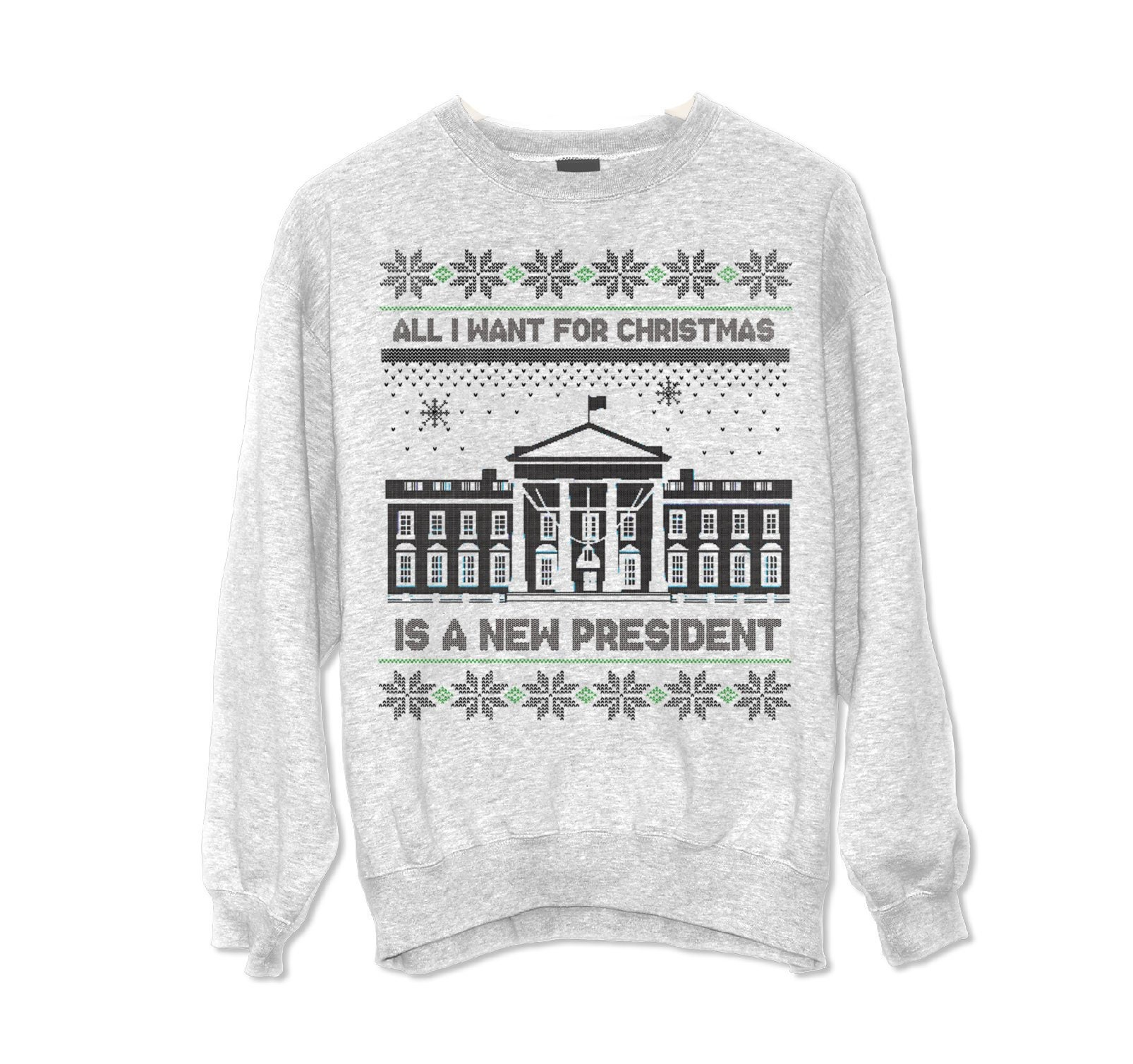 fc8ebdbed42 All I want for Christmas is a new President Anti Trump