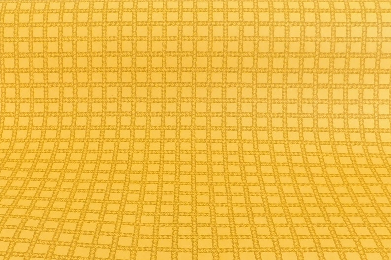Gold and Brown Western Like Heavy Duty 24 Wide Bulk Roll of Vintage Christmas Gift Wrapping Paper All Occasion Quality Department Store