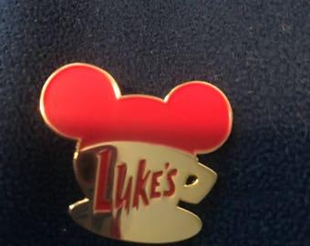 Luke's Diner Disney Pin
