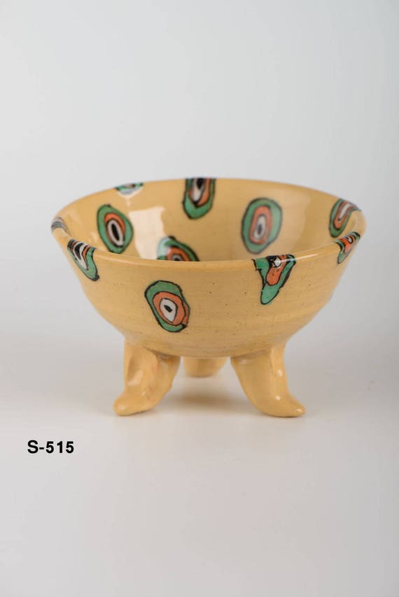 Valentine Gift Ideas Pottery Hand Made Bowl Colorful Bowl Etsy