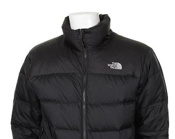 936740d9560 The North Face Men's NUPTSE Goose Down 700 Dun Duvet Jacket sz L