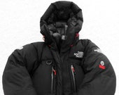 The North Face Man 39 s 800 Windstopper Himalayan Goose Down Summit Series Parka S