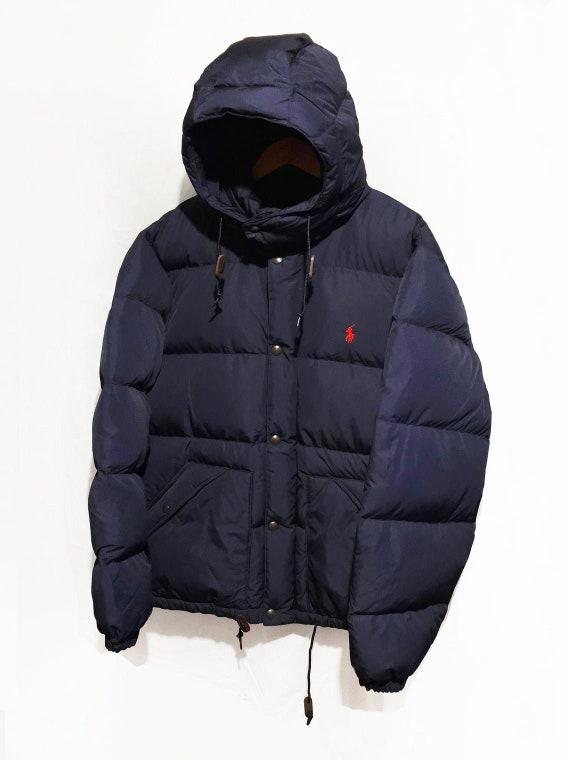 Polo Ralph Lauren Mens Elmwood Down Quilted Winter