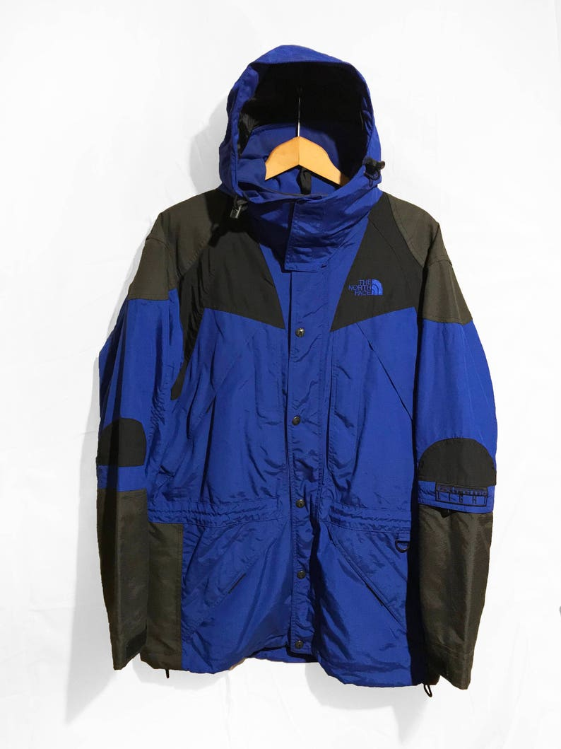 dfee2b85b8c Vintage 90s The North Face 3-in-1 EXTREME LIGHT Jacket
