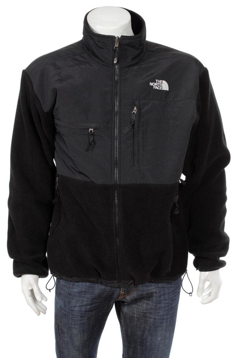3238a7168 The North Face Denali Fleece jacket Black Size L