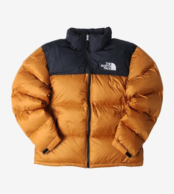 The north face 1996 retro nuptse jacket Timber Tan