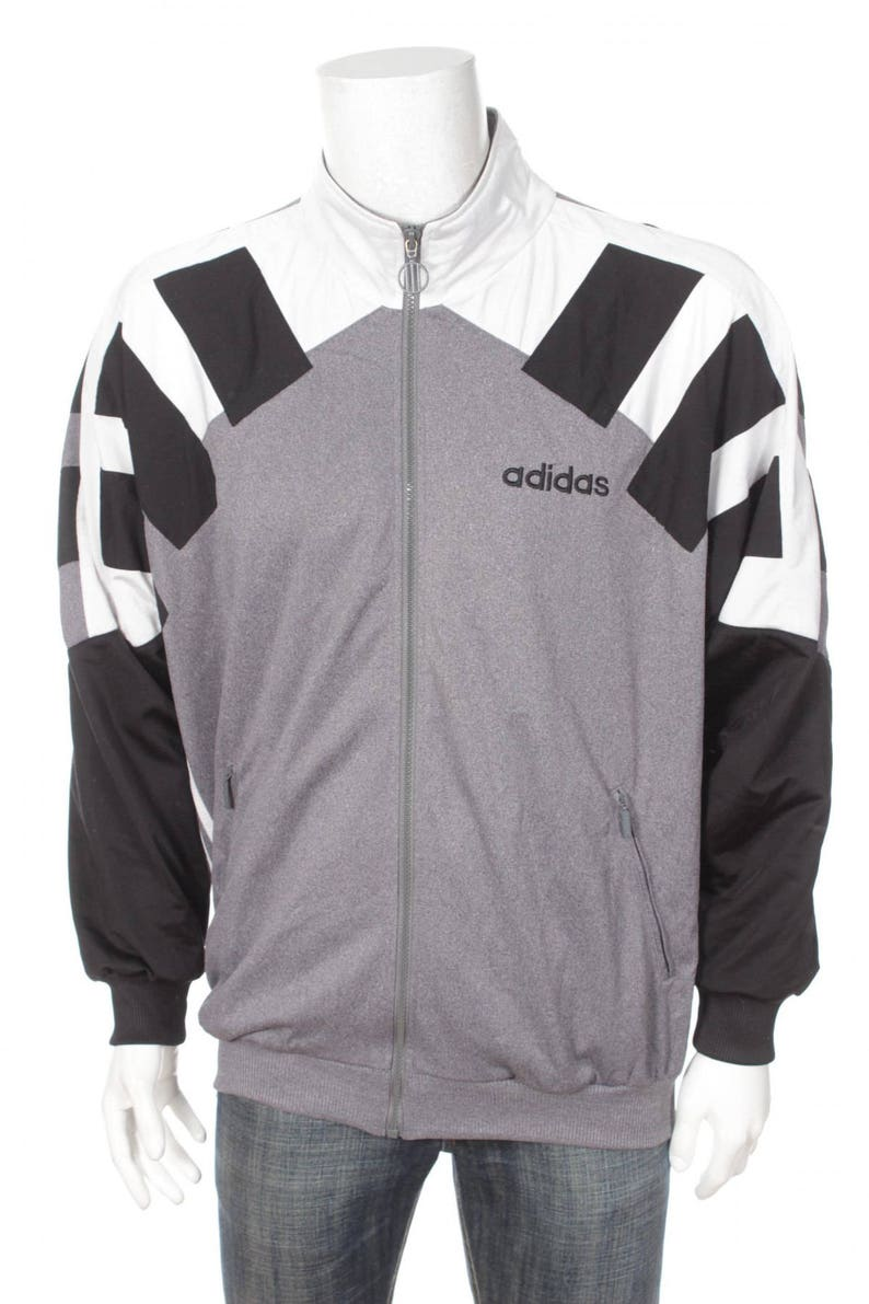 f33e2500996a Adidas Track Top jacket Cut And Saw Windbreaker Multicolor