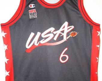 Champion NBA US basketball team Jersey Jersey penny Hardaway 48 XL