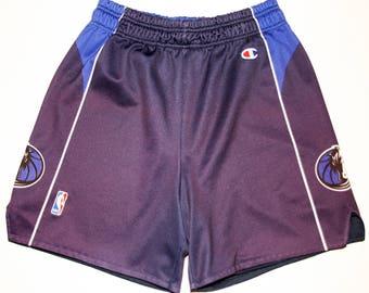 Champion NBA Basketball Jersey Jersey Dallas Mavericks short 40 M