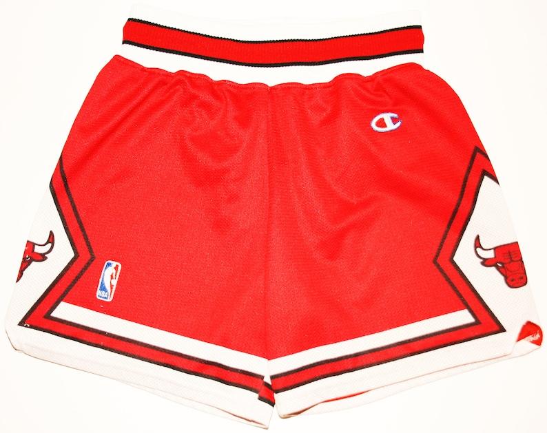 cheap for discount cba7c a1658 Champion NBA Basketball Trikot Jersey Short Chicago Bulls 36 XS