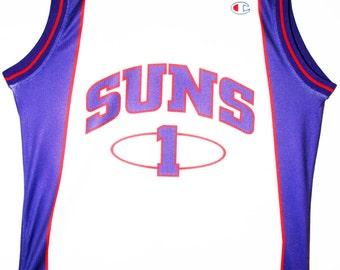 Champion NBA basketball Phoenix Suns Amare Stoudemire Jersey Jersey 48 XL