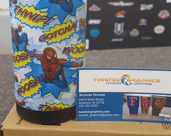 RTIC Spider Man Tall Boy