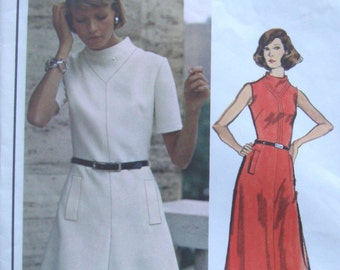 vintage 2794 Vogue Pierre Balmain DRESS sewing pattern