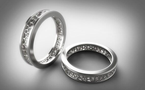 anneaux bijoux fantaisie geek