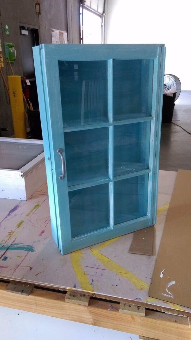 14a8478ddcb VENTE pharmacie affichage rustique armoire armoire fenêtre