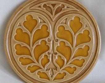 SALE! Heart of Yorkshire Ceramic Coaster