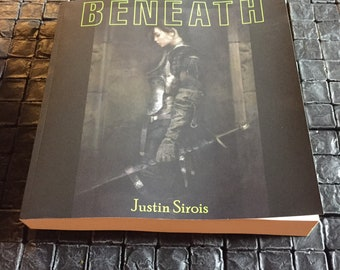 Beneath, the Collected Edition - 388 pages, 2 books, softcover - system-neutral (D20 based), OSR, Dungeons and Dragons, Pathfinder, RPG
