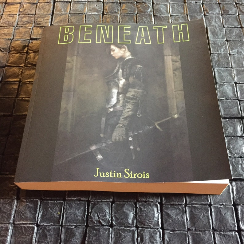 Beneath the Collected Edition  388 pages 2 books softcover image 0