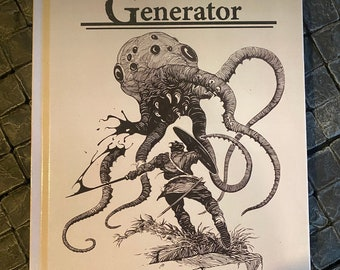 Party Backstory Generator Hardcover + PDF, D&D, DnD, Dungeons and Dragons, Pathfinder, RPG