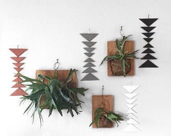Triangle Drop Wall Hanging
