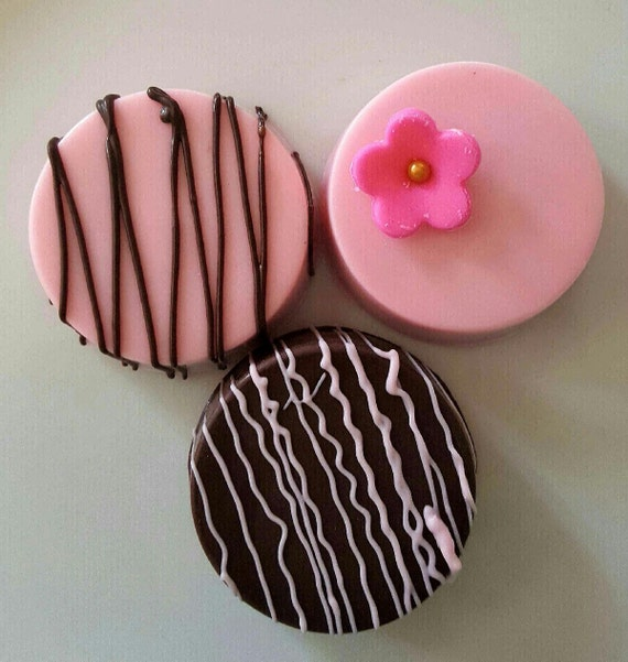 Mothers Day Gift Gourmet Chocolate Covered Oreos Cookies Milk Etsy