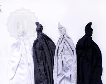b15b975fe6fb1 Color Showcase | White, Dark Grey Heather, Athletic Heather, Black | Unisex  Jersey Short Sleeve T-Shirt | Shirt Mockup | Shirt Flat Lay