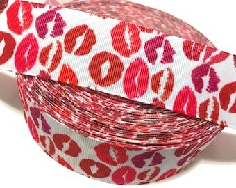 "3/"" Black Silver Foil Dots Grosgrain Ribbon Craft Supplies Crafteefy USA SELLER"