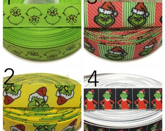 Popular Items For Christmas Ribbon