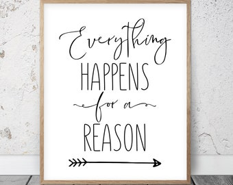 Everything Happens Etsy