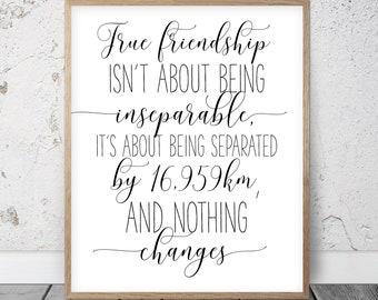 True Friendship Etsy