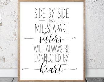 Sister Quotes Etsy