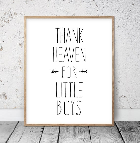 Gottlob Für Kleine Jungs Kleine Jungs Zitate Zimmer Jungen Etsy