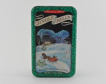 Christmas 1993 Hallmark Chocolate Tin