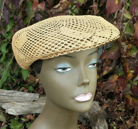 Straw newsboy Cap vintage newsboy cap straw hat men s and  698b7dda8c1
